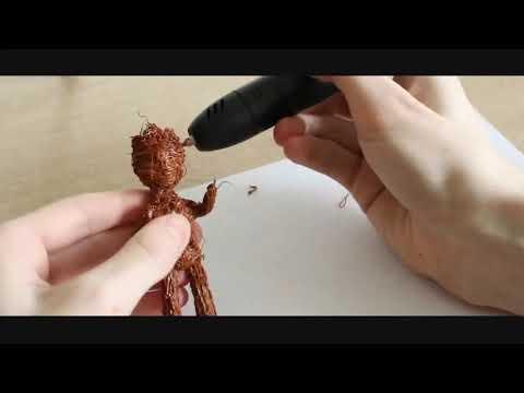 3D Pen  Baby Groot