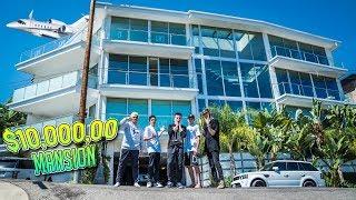 HIDE AND SEEK IN $10,000,000 MANSION *PART 2*