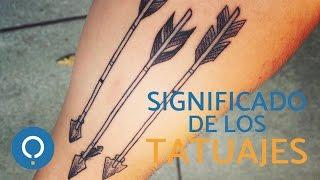 SIGNIFICADO De Los TATUAJES - Tatuajes De FLECHAS