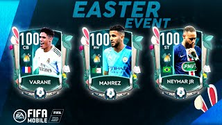 easter event is here in fifa mobile 20 100 ovr easter legendary players concept