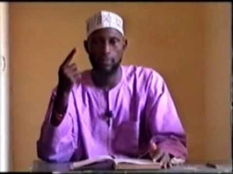 Sheikh Awwal Albany Zaria (Salatul Janaza 1)