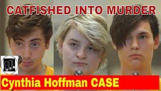 9 Million Dollar Catfish Tragic Case Of Cynthia Hoffman, The 19-year-old Shot Near Thunderbird Falls