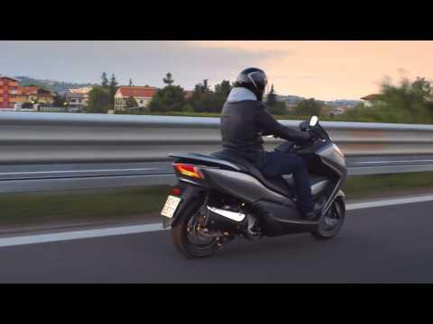 Honda NSS300 Forza Review