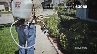 Chapin 63985 Backpack Sprayer
