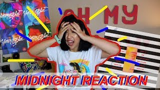 "5SOS ""MIDNIGHT"" REACTION (JAPAN EXCLUSIVE ""YOUNGBLOOD"" TRACK)"