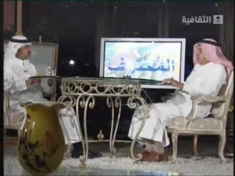 لقاء الفنان التشكيلي إبراهيم بن ناصر الفصّام - المحترف - 2010