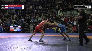 57kg 1/2 Donduk Ool-Sadulaev