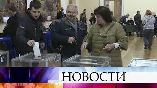 На Украине должно решиться, кто станет новым президентом страны - П.Порошенко или В.Зеленский.