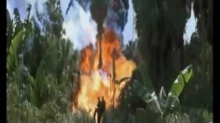 VIETNAM Forrest Gump & Bubba Run Through The Jungle CCR.wmv