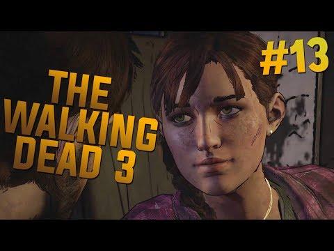 The Walking Dead 3 - |#13| - Jestli to nebude láska? | Český Let's Play | Český překlad (částečný)