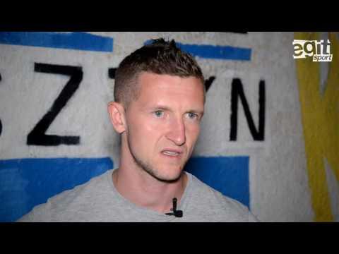 Krzysztof Filipek wspomina mecz Stomil Olsztyn - Ruch Chorzów z 2010 roku