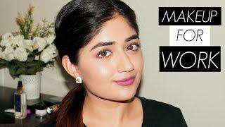 Quick Makeup Routine for Working Women | corallista - Video Youtube