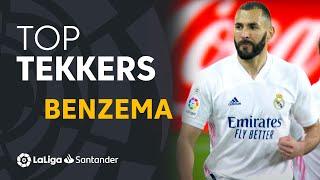 LaLiga Tekkers: Benzema guía al Real Madrid hacia la victoria