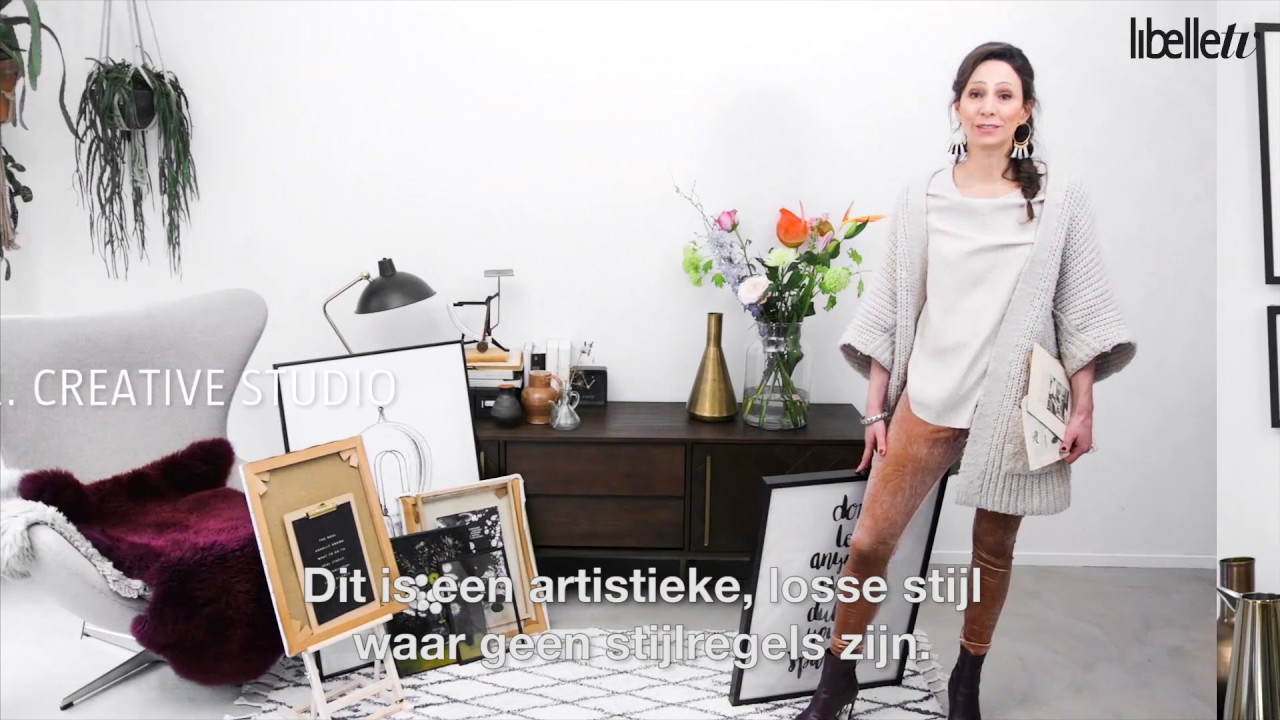 LIBELLE TV | 3 X WALL ART LOOK ANDERS