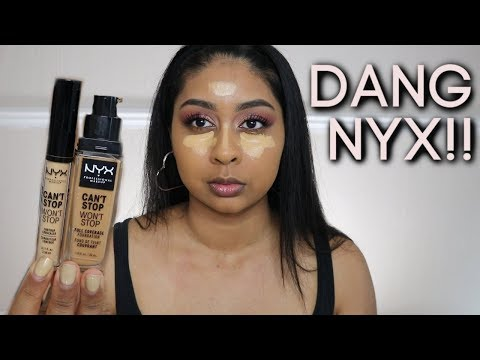 Can't Stop Won't Stop Concealer by NYX Professional Makeup #8