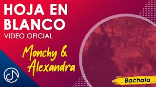 Hoja En Blanco - Monchy  Alexandra /