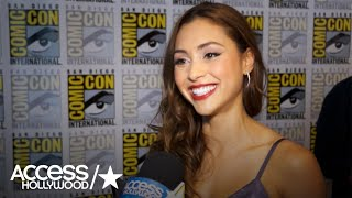 'The 100's' Lindsey Morgan: Raven 'Can Take On Anything Now!'