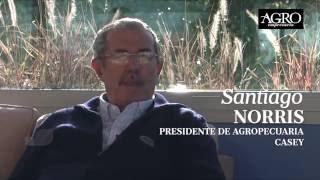 Santiago Norris - Presidente de Agropecuaria Casey