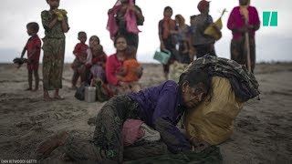 Rohingya Refugee Crisis Declared 'Ethnic Cleansing'