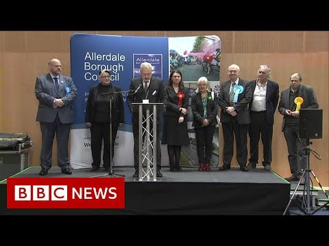 Election results 2019: Conservatives gain Workington – BBC News