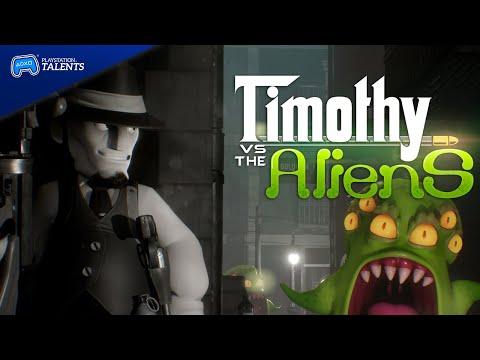 Trailer de Timothy vs the Aliens
