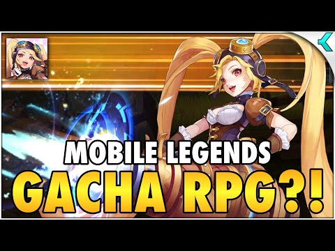 MOBILE LEGENDS ADVENTURE | A Gacha RPG?! FIRST IMPRESSIONS!