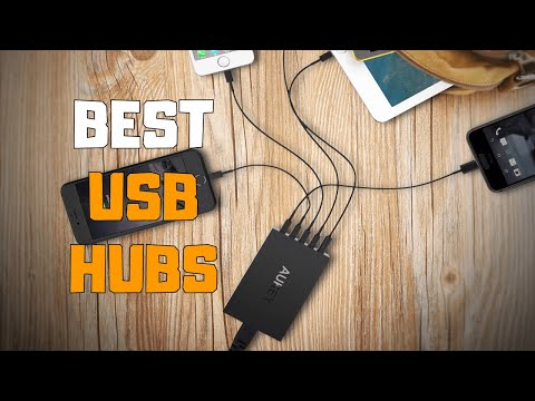 Best USB Hubs in 2020 - Top 6 USB Hub Picks