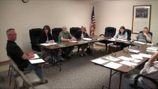 VILLAGE OF ARMADA COUNCIL MEETING (05-23-2016)