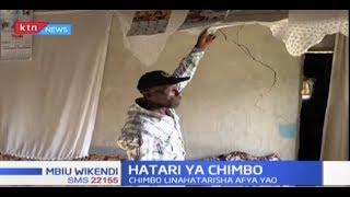 Wakazi wa Matungulu wanaishi kwa hofu, wakilalamikia chimbo linalohatarisha maisha yao