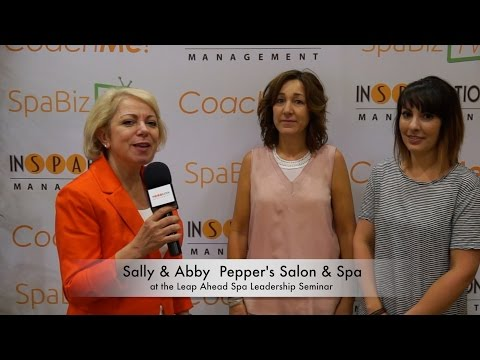 Sally & Abby - Peppers Salon & Spa - medspa growth, consulting, the state of the medspa industry, who can own a medspa, medspa compensation, medical spa marketing, medspa marketing, how to open a medical spa, hiring for medspa, medspa profitability, top revenue generating for medical spas, how to make money with your medical spa, medspa business training, mistakes to avoid when opening a medical spa, medspa consulting, medspa management, Medspa business education, Medspa success business tools, Medspa legal guidelines
