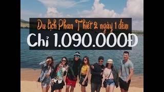 Tour Du Lịch Phan Thiết Mũi Né 2 Ngày 1 đêm Chỉ 1.090.000Đ