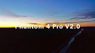 DJI Phantom 4 Pro V2.0 | Cinematic Sunset