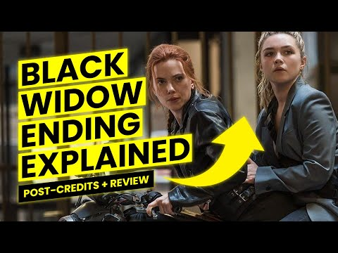 Black Widow Finally Reveals What Happened in Budapest
