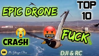 Epic Drone Crash Compilation 2020 Decembor ???? Dji drone Fails |DJI Mavic AIR 2 Crash | RC DRONE CRASH