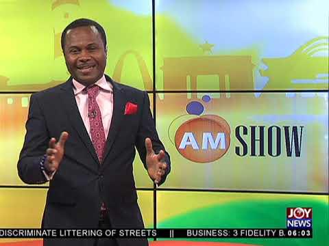 AM Show Intro on JoyNews (23-4-18)