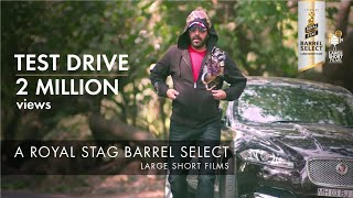 Download Video TEST DRIVE I ASHUTOSH RANA I SAMEER CHAND I ROYAL STAG BARREL SELECT LARGE SHORT FILMS MP3 3GP MP4