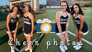 GRWM For Cheer Pictures