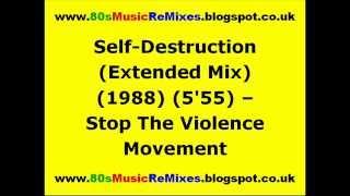 Self-Destruction (Extended Mix) - Stop The Violence Movement | 80s Hip Hop Music | 80s Rap Classics