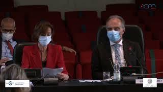 Anteprima video Adr e mediazione, Ufficio del processo, la Ministra della giustizia Marta Cartabia in Corte d'Appello di Milano