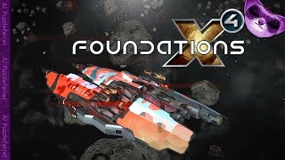 X4 Foundations Tutorial EXPLORING WRECKS Money Making Guide