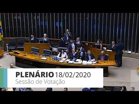 Plenário - MP 897/19 - Altera regras do crédito rural - 18/02/2020 - 18:56