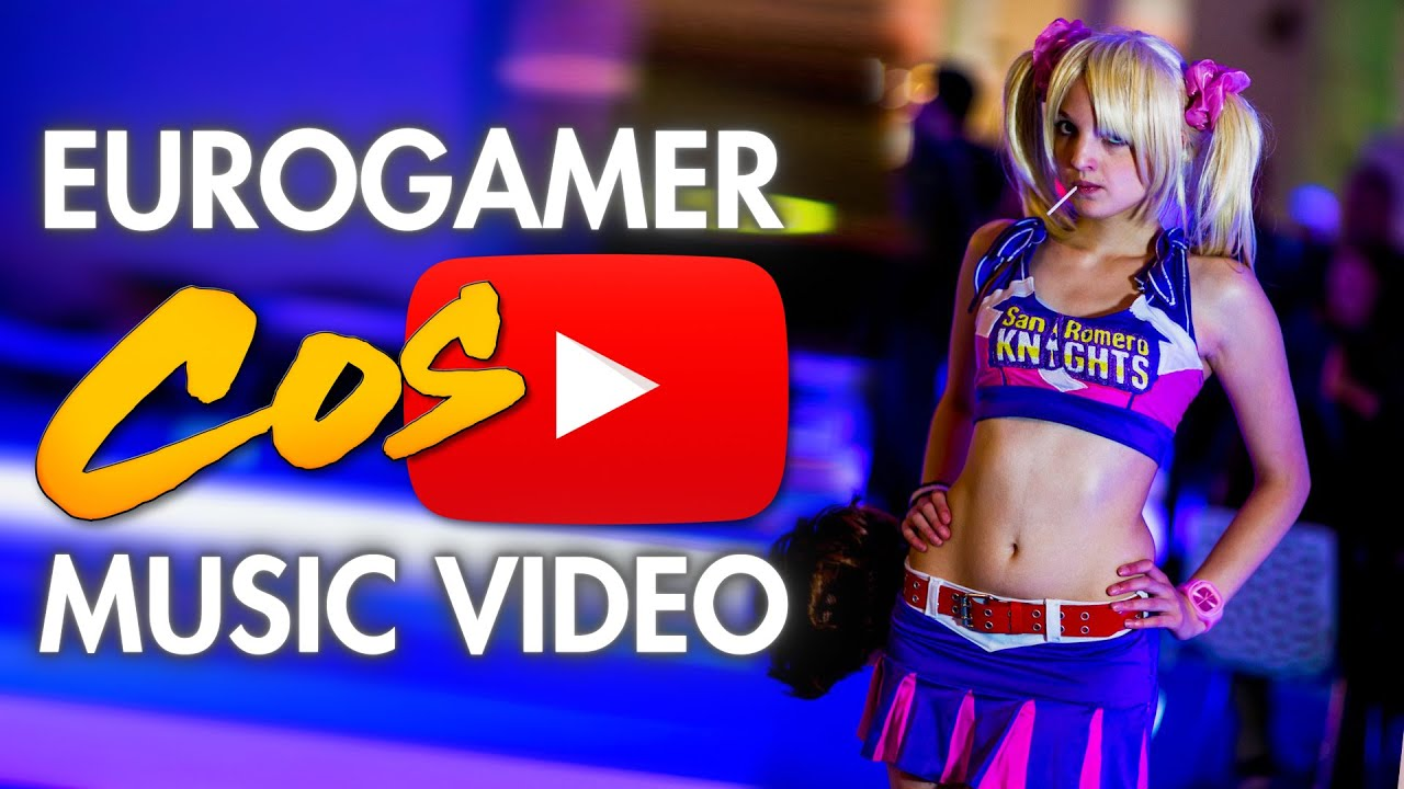 These Eurogamer Expo Cosplayers Know How To Have Fun