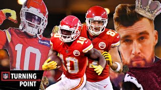 How Tyreek & Travis Terrorized the Bills in the AFC Championship | NFL Turning Point