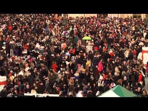 Carnevale di Venezia 2013 – Le maschere più belle, semifinale – Video Ufficiale