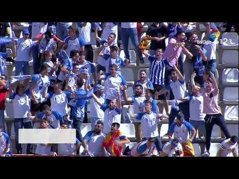 Альбасете - Lorca FC 2:1. Видеообзор матча 08.10.2017. Видео голов и опасных моментов игры
