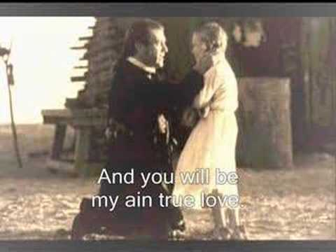 You Will Be My Ain True Love