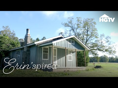 $12,000 Home Gets a Gorgeous Renovation - Erin'spired - HGTV