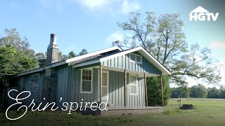 $12,000 Home Gets A Gorgeous Renovation - Erinspired - HGTV