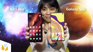 Xiaomi Redmi K20 Pro vs Samsung Galaxy S10 Comparison Review