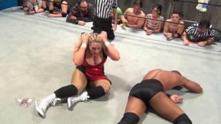 [FREE MATCH] Intergender Match Brooke Danielle v Darius Carter